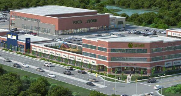 New Seaton Centre